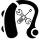Repair of Hearing Aids & Optimization